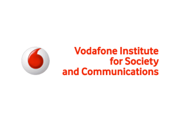 Logo Vodafone Institute for Society and Communications