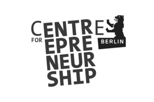 Logo Centre for Entrepreneurship Berlin