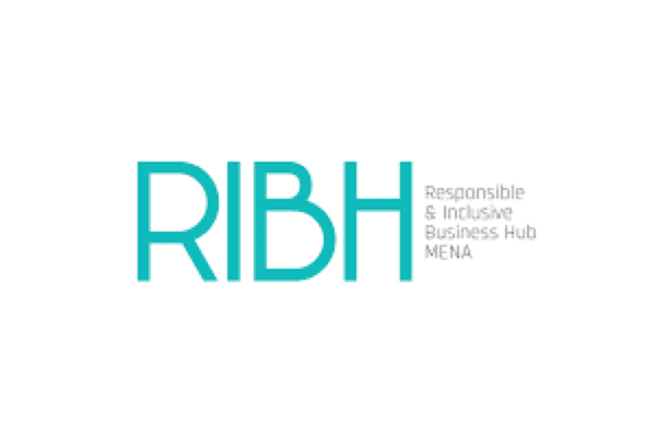 Logo RIBH – Responsible and Inclusive Hub MENA