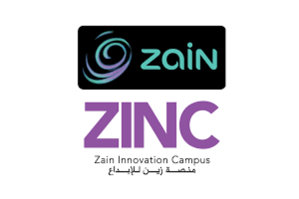 Logo Zain Inovation Campus