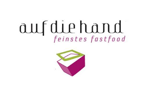 Website auf die Hand – feinstes fastfood