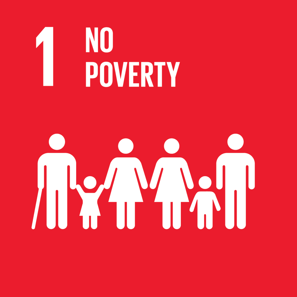 Information on project aiming to reach Sustainable Development Goal 1: No poverty.