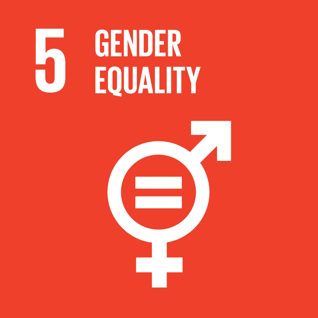 Information on project aiming to reach Sustainable Development Goal 5: Gender equality