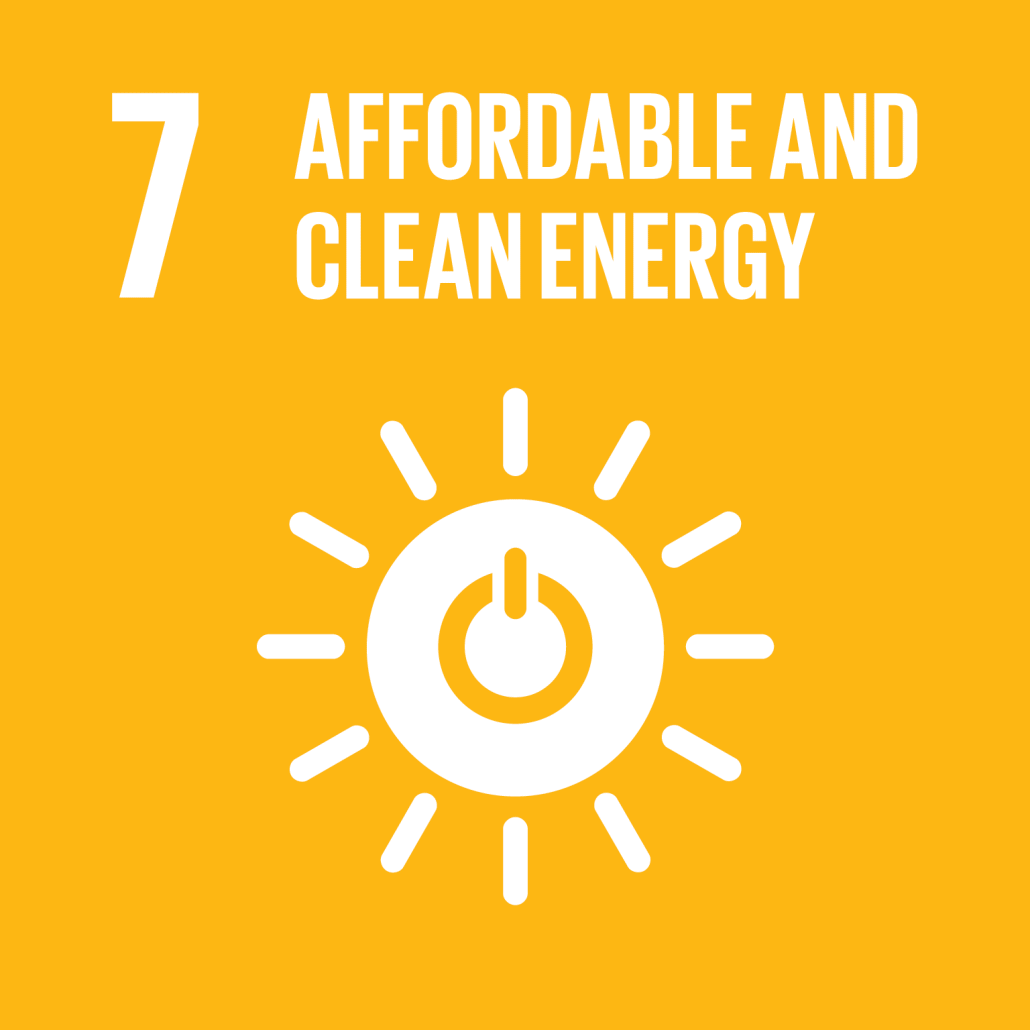Information on project aiming to reach Sustainable Development Goal 7: Affortable and clean Energy