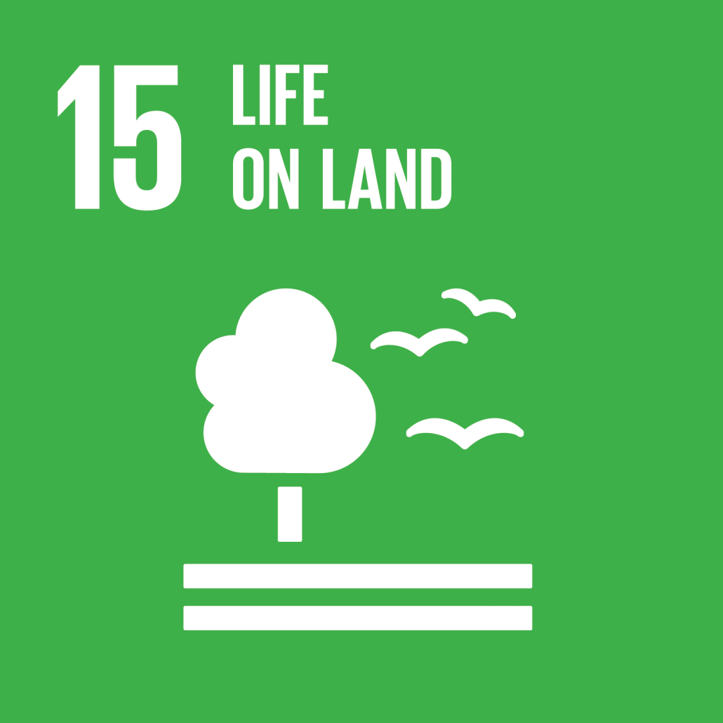 Information on project aiming to reach Sustainable Development Goal 15: Life on land.