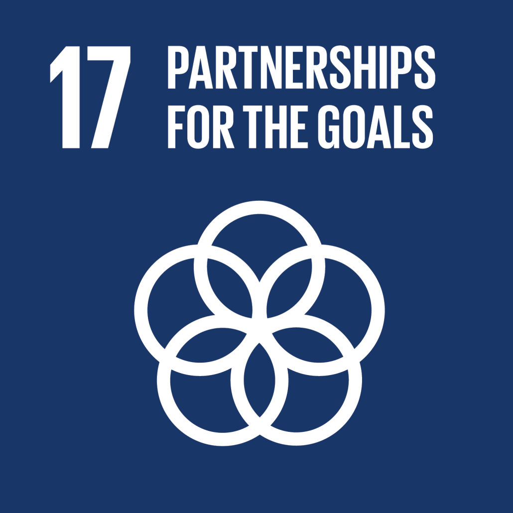 Information on project aiming to reach Sustainable Development Goal 17: Partnerships for the Goals.