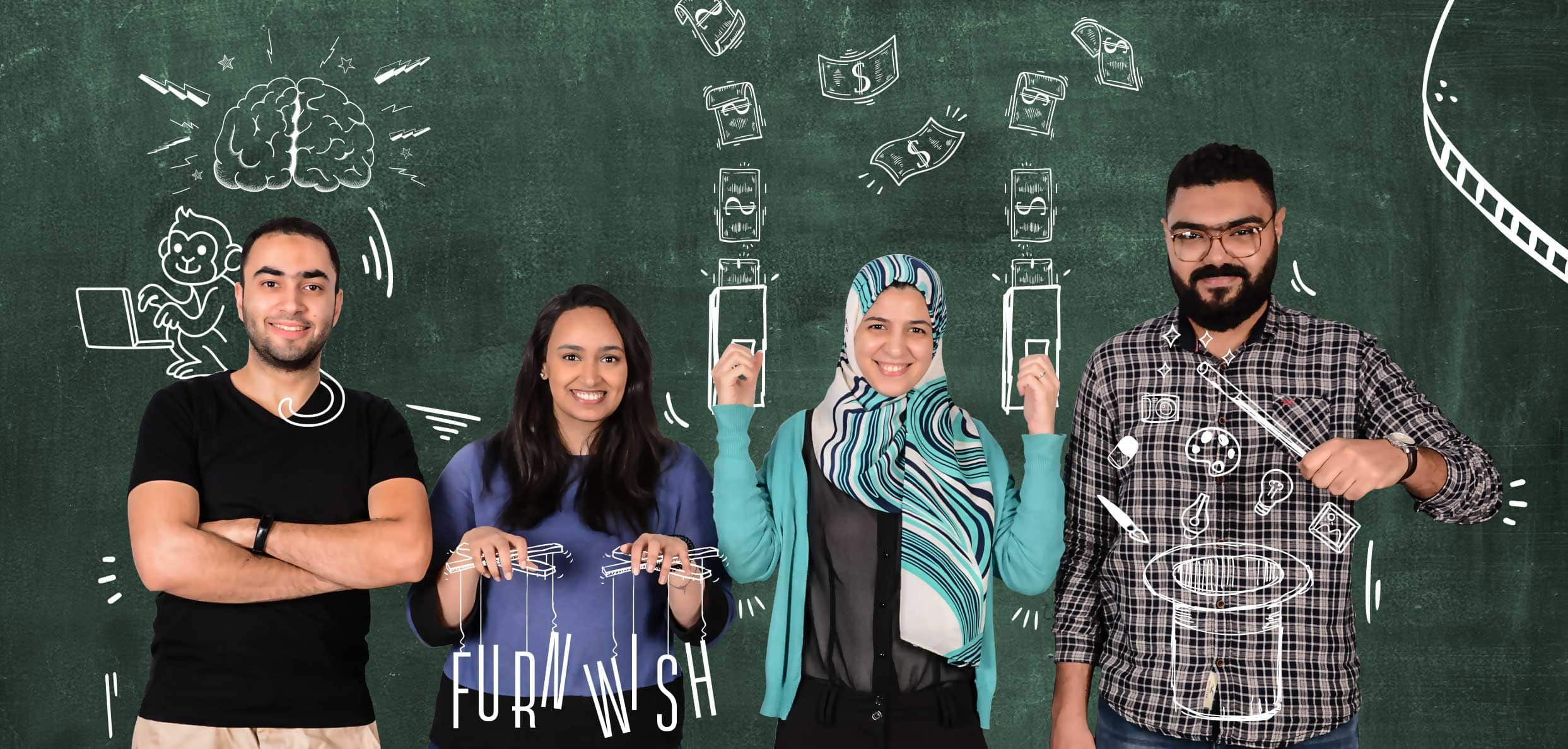 Founders of Furnwish