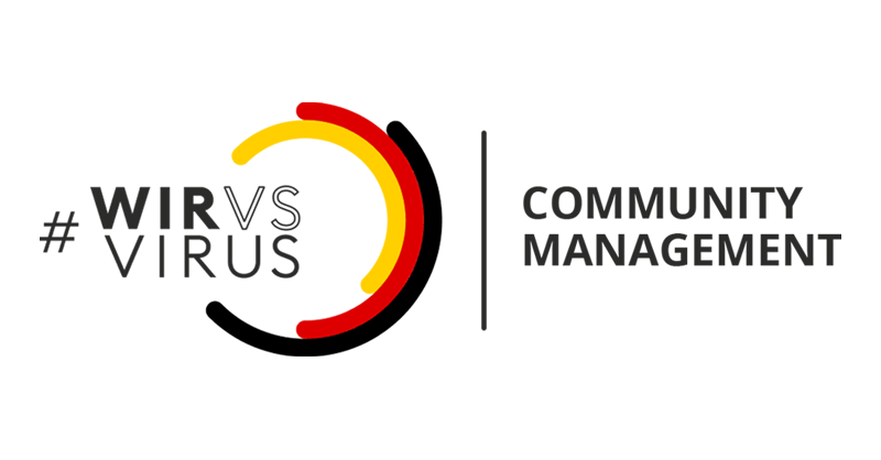 WirVsVirus Community Management