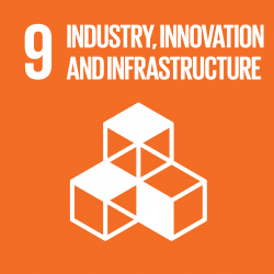 Information on project aiming to reach Sustainable Development Goal 9: Industry, Innovation and Infrasturcture.